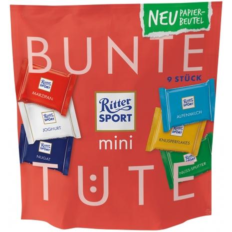 Ritter Sport Mini Colorful Variety 5.29 oz Bag