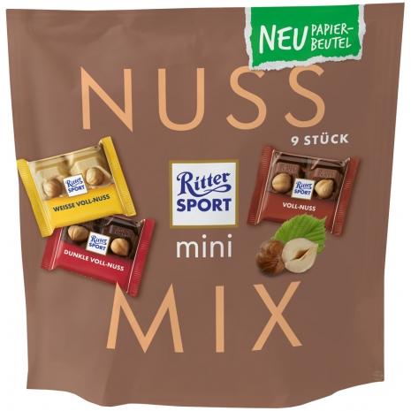 Ritter Sport Mini Nut Selection 5.29 oz Bag