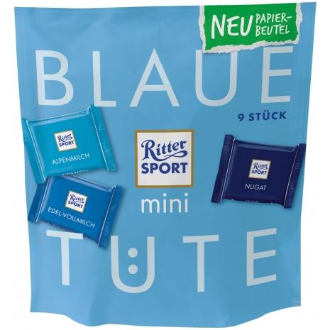 Ritter Sport Mini Everything Blue 5.29 oz Bag