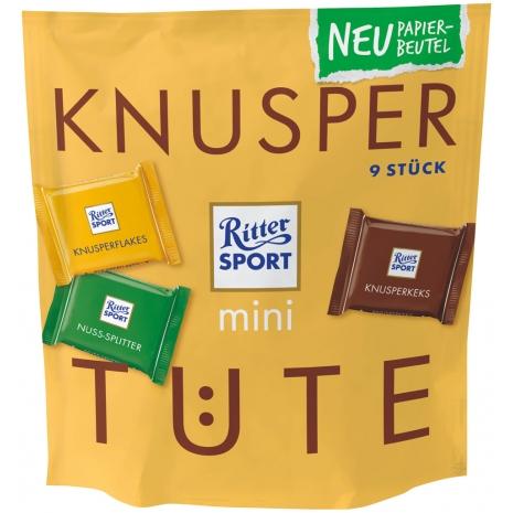 Ritter Sport Mini Everything Crunchy 5.29 oz Bag