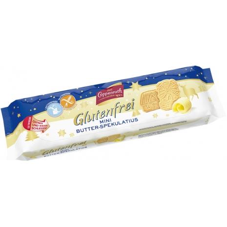 Coppenrath Mini Butter Spekulatius Gluten-Free 5.29 oz