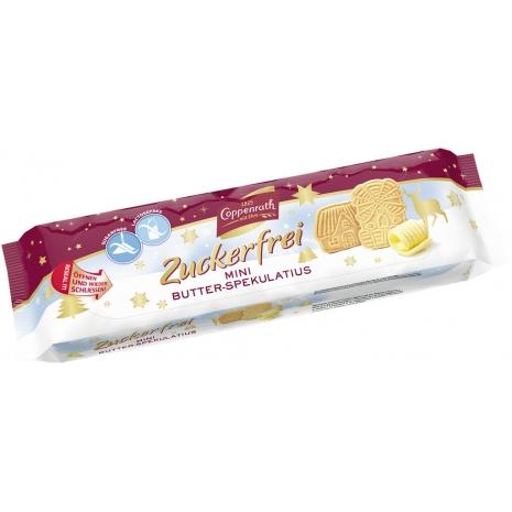Coppenrath Mini Butter Spekulatius Sugar-Free 5.29 oz