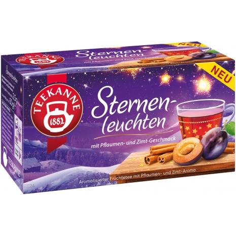 Teekanne Sternenleuchten