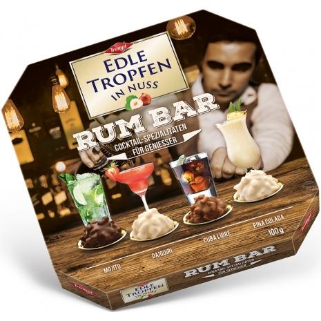 "Trumpf Edle Tropfen in Nuss ""Rum Bar"" 3.53 oz"