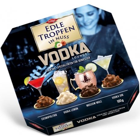 "Trumpf Edle Tropfen in Nuss ""Vodka Lounge"" 3.53 oz"