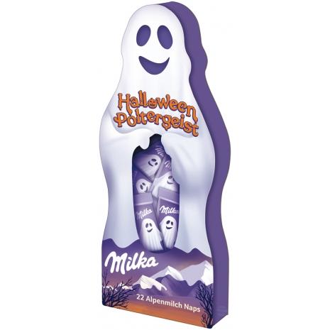 Milka Naps Halloween Poltergeist