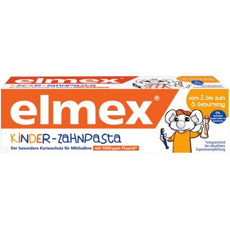 Elmex Kids Toothpaste 1.69 fl.oz