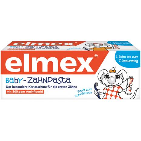 Elmex Baby Toothpaste 1.69 fl.oz