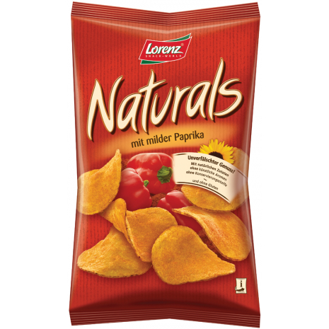 Lorenz Naturals Mild Paprika