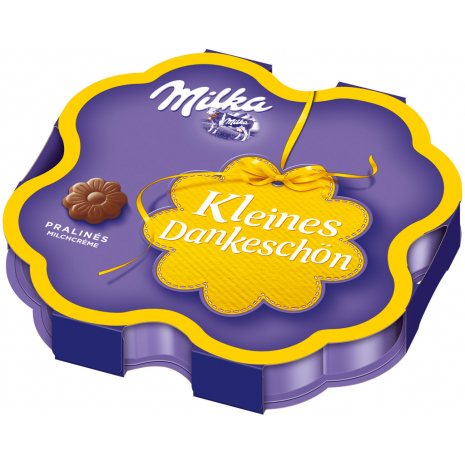 Milka Small Thank You 1.76 oz