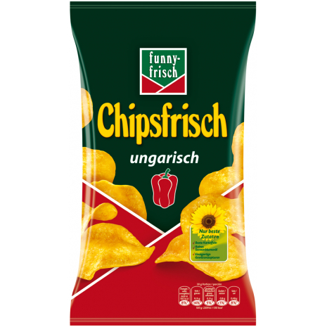 funny-frisch Chipsfrisch Hungarian Style