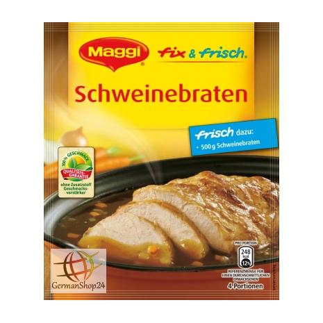 Maggi Fix & Fresh Roast Pork | {Maggi fix 75}
