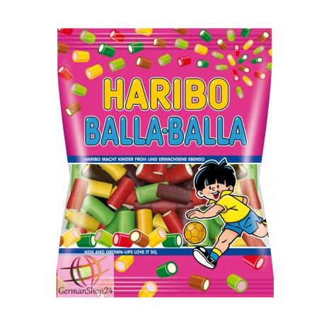 Haribo Balla-Balla 6 17 oz Bag