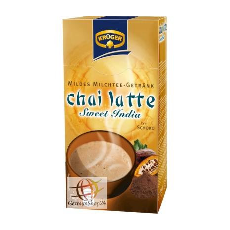 Krueger Chai Latte Sweet India Type Choco