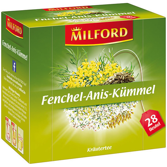 Milford Fennel-Anise-Caraway