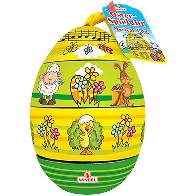 Windel Musical Egg