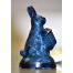 Kerner's Dark Blue Sugar Bunny, Blueberry Flavor