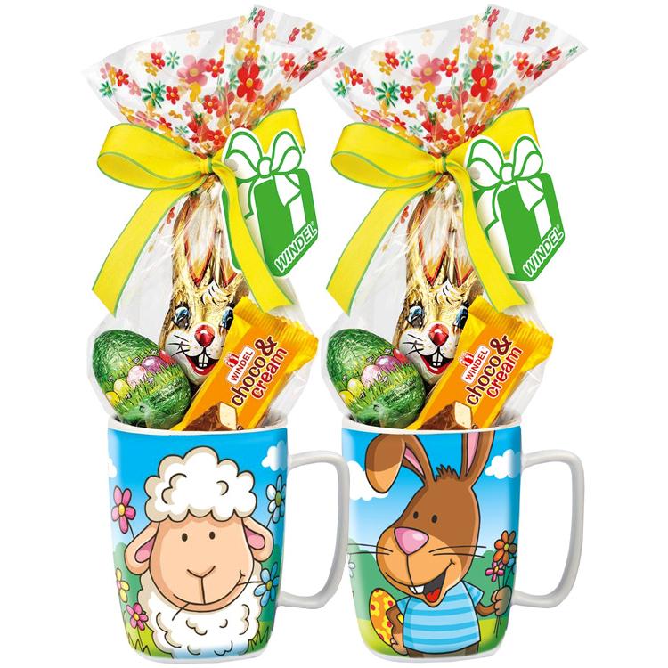 Windel Mug and Chocolate