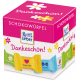 "Ritter Sport Chocolate Cubes ""Thank You"""
