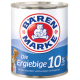 Baerenmarke Die Ergiebige 10% Fat, 12 oz Tin Can