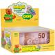 Sweet Stories Mampfi Edible Wafer Cash, 120 Pcs, Box