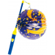 """Riethmueller Lantern Kit """"Half Moon With Falling Star"""" For Toddlers"""