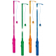 Riethmueller Electrical Flashing Lantern Stick, Assorted Colors, 40 cm / 15.7 inches
